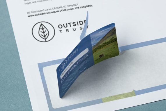 Integrated Business Card