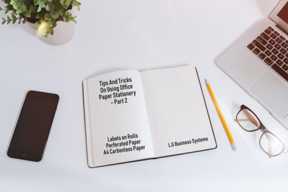Tips and Tricks Stationery