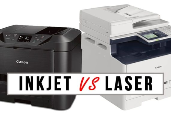 Laser or Inkjet Printer