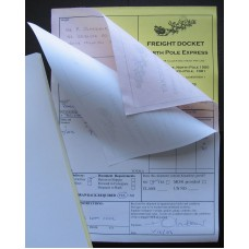 A4 TRIPLICATE CARBONLESS COPY PAPER