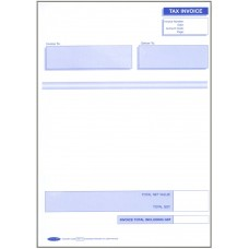 A4 BUSINESS MANAGER INVOICE