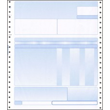 REDIFORM INVOICE/CREDIT - R295