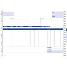 REDIFORM BOS INVOICE - R520/BOS