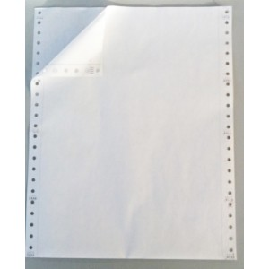 A4 EXACT CONTINUOUS COMPUTER PAPER - 2 PLY