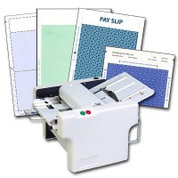 Pay Envelopes & Folding Machines