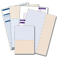Perforated Paper and Business Forms